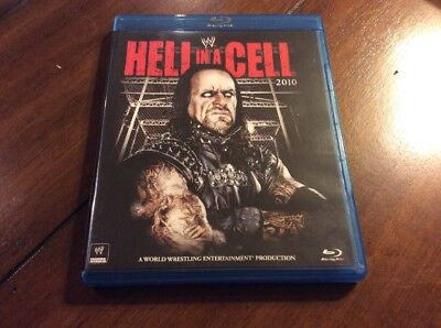 WWE Hell In A Cell 2010 Blu-ray