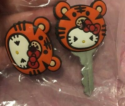 hello kitty key cap by loungefly