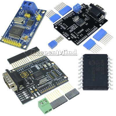 MCP2515 EF02037 TJA1050 /IC CAN Bus Shield Receiver SPI Controller for Arduino