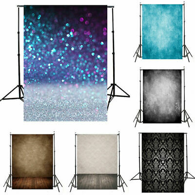 Retro Wood Wall Photography Backdrop Christmas Art Photo Studio Background Stand