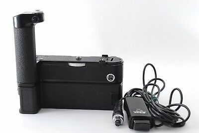 Nikon MD-3 w/MB-2 Battery Pack, MC-10 Remote Release For F2 Exc++++ from Japan