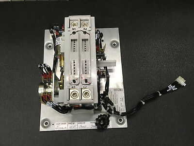 GE Zenith 2 Pole 240V / 200 AMP ZTX Series Automatic Transfer Switch Contactor