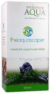 Evolution Aqua Complete Liquid Plant Food 500ml - The Aquascaper Fertiliser