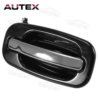 80548 Outside Exterior Door Handle Front Passenger for 99-07 GMC Chevy Cadillac