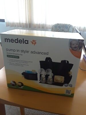 New Medela Breast Pump Hospital Grade Sontana Smart Double Electric Quiet Unused