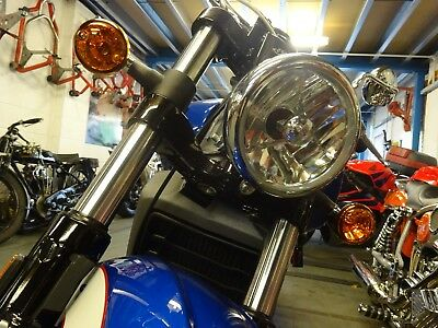 Indian Scout Sixty Bobber 5-3/4 LED Head Light Upgrade