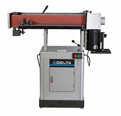 DELTA 6 in. x 89 in. Oscillating Edge Sander (31-482)