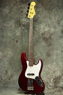 Fender Japan Exclusive Model Classic 60s Old Candy Apple Red Free Shipping