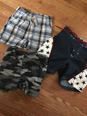 Baby Boy 3 Months Swim Trunks And Shorts