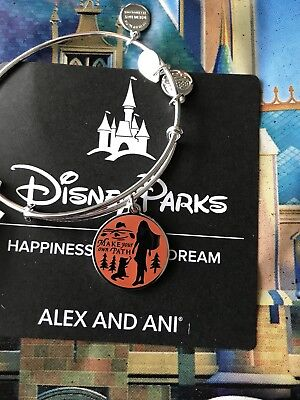 Silver Pocahontas Make Your Own Path Disney Alex and Ani Bracelet New
