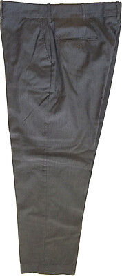 Edwards Men's Lightweight 70% Poly/30% Worsted Wool Flat Front Uniform Pants