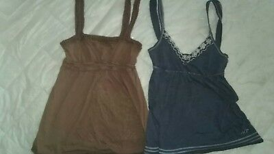Lot of Small Hollister Tanks
