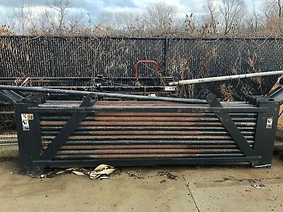 Used Rod Basket With 49 Drill Pipes (Jt2720R)
