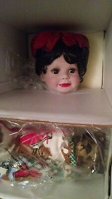 """MARIE OSMOND """"Baby Annette Holiday"""" 15"""" Doll"""