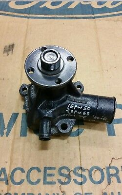 Nos Genuine Ford Water Pump 2.0 Litre Mk2 Escort Tc Td Te Cortina
