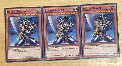 3 X Ldk2-Eny12 Buster Blader 1St Ed Mint Playset