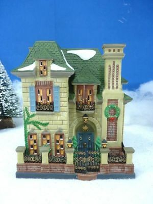 Dept 56 - Christmas in the City - GARDENGATE HOUSE -  New in Box