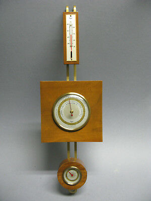 Mid- Century Taylor Wall Barometer