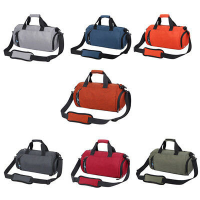 20L Heavy Duty Canvas Duffle Carry Bag Travel Sports Luggage Duffel Tote Tool