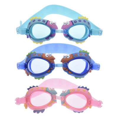 UV Protection Anti-fog Glasses Waterproof HD Swimming Goggles For Kids Child