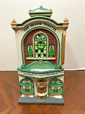 Dept 56 Heritage Village The Grand Movie Theater 58870