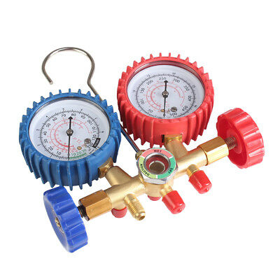 Manifold Gauge Set Refrigeration Hose Air Conditioner