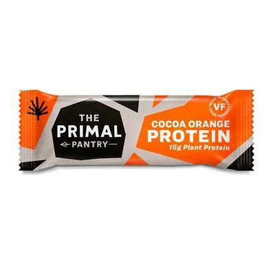 The Primal Pantry | Cocoa Orange Protein Bar 55g (Pack of 15)