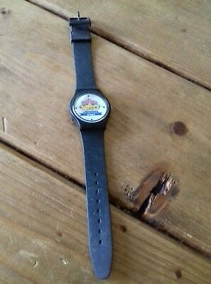 Doctor Dr Who 30Th Anniversary Commemorate Watch Vintage