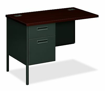 HON HP3236L.N.S Metro Classic Charcoal Finish Laminate Left Return with 1... New