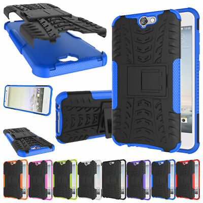 For HTC Desire 728/828/825 Heavy Duty Rugged Armour Shockproof Stand Case Cover