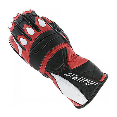 RST 2138 Urban II CE Approved Motorcycle Bike Goat Leather Microfibre Gloves