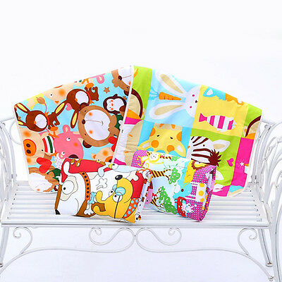 Baby Infant Urine Mat Changing Pad Cover Change Soft 3 Layer Cotton Waterproof