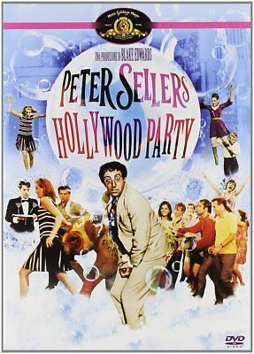 Hollywood Party Con Peter Sellers (Dvd) Nuovo, Italiano, Originale