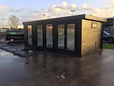 24 x 12  portable cabin, portable building, modular building, portable office