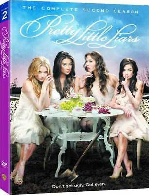Pretty Little Liars: 2nd Second Season 2 Two - New Sealed DVD