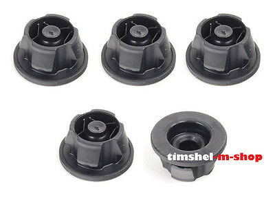 5X Engine Cover Grommets Bung Absorbers For Mercedes-Benz Om642 A6420940785