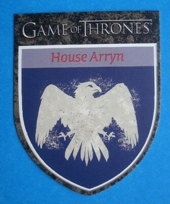 2012 Rittenhouse *GAME Of THRONES* Season 1 House Sigil Card H6 *House ARRYN