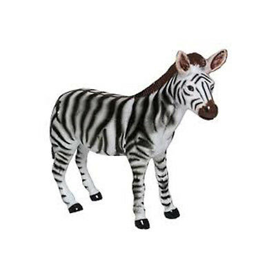 AAA 55021 Zebra Toy Animal Replica Prop Model - NIP