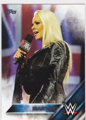 Maryse - 2016 Topps WWE Then Now Forever !!