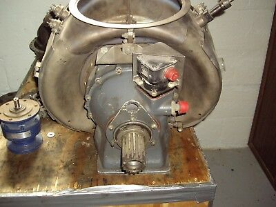 Turbine gearbox from Boeing 502-6