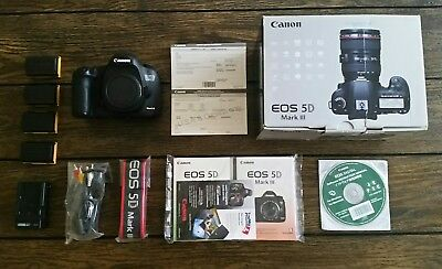 Canon EOS 5D Mark III (Body Only) - 8,700 shutter count