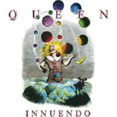 Queen - Innuendo 2011 Remaster NEW CD