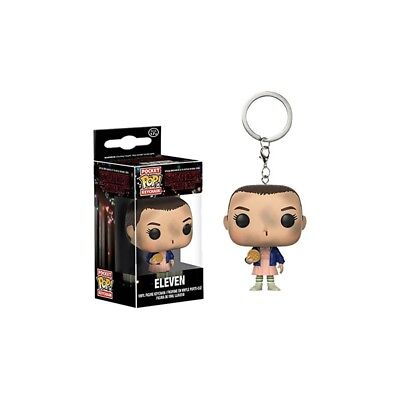 FUNKO POP! 14227 Stranger Things Eleven with Eggo Pocket Keychain