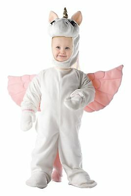 Underwraps Baby's Unicorn White Large New