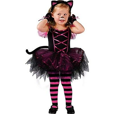 Catarina Toddler Costume (3/4T) Small (24mo-2T) New