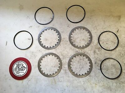 Yamaha Dt175 Clutch Plates Pieces Oem