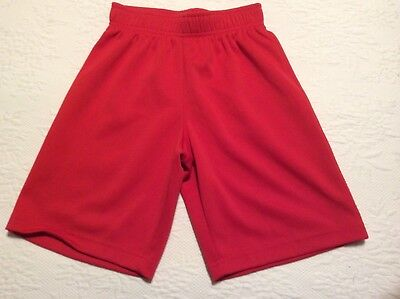 EUC Boys Red Sz.M Circo Athletic Shorts