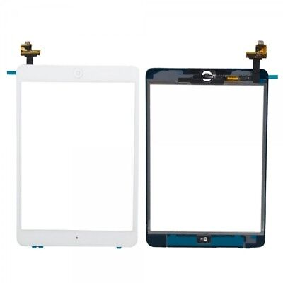 Apple iPad Mini 2 White Touch Screen Glass Digitizer Compatible for Replacement