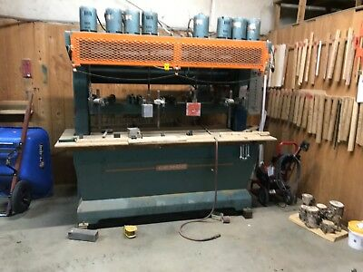 Cemco Verical Boring Machine 84""