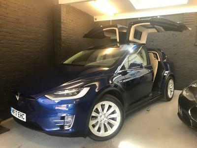 2017 Tesla Model X 90d - 7 Seat, Free road tax and supercharging
